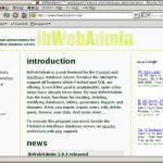 Firebird初心者講座:ibWebAdminのインストール